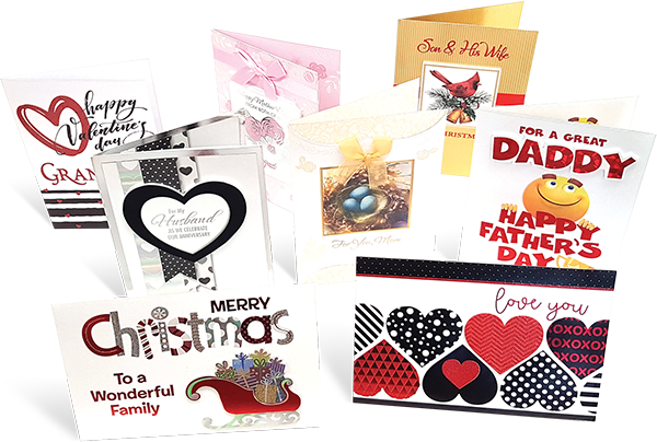 rosedale gold wholesale greeting card brand